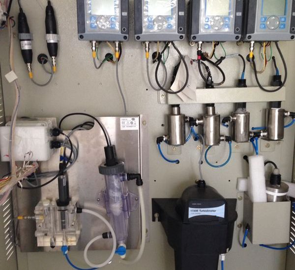 Drinking Water Treatment Plant Instrumentation And