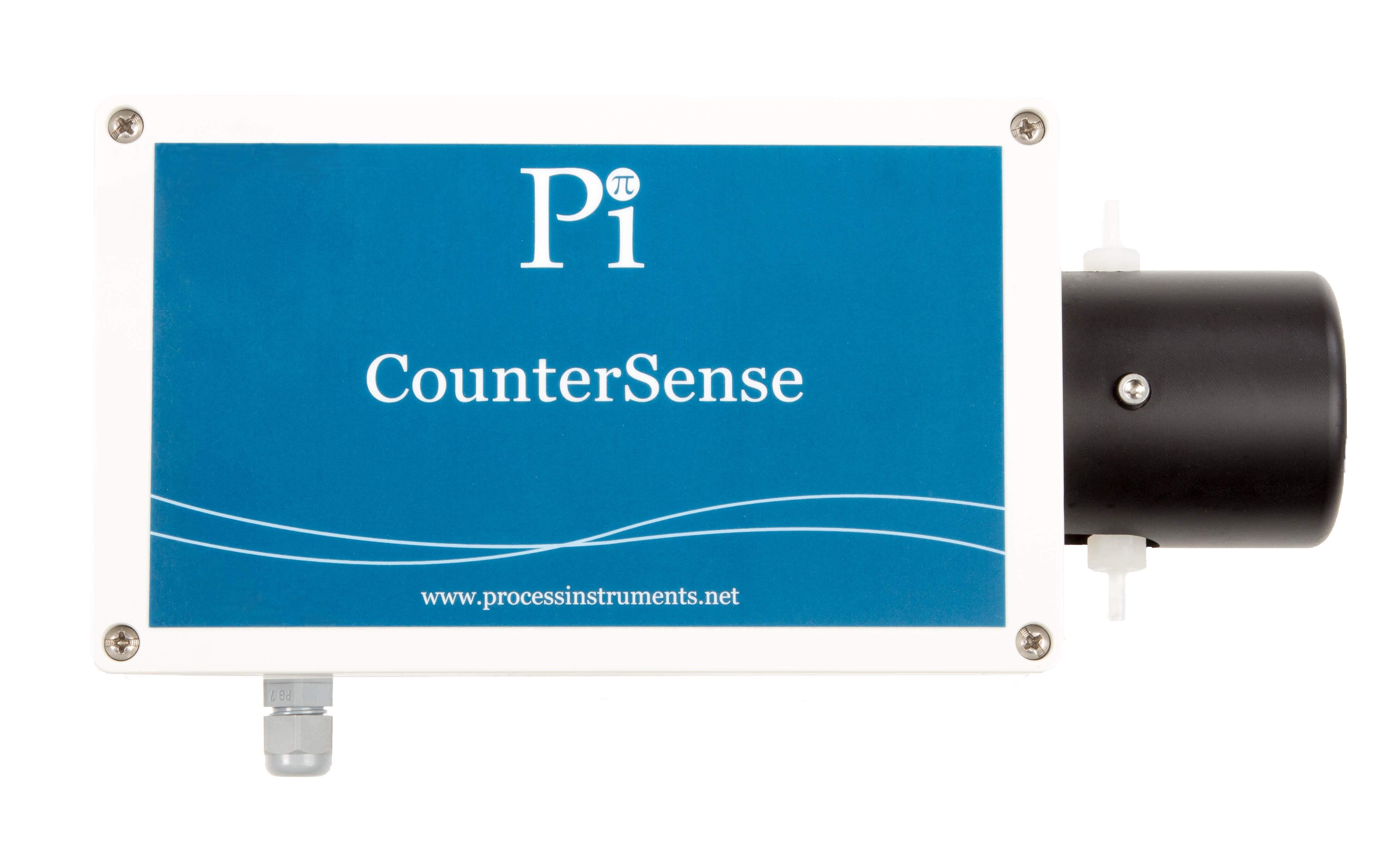 Online Partical Counter