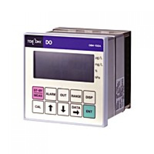 Dissolved Oxygen Transmitters & Controllers