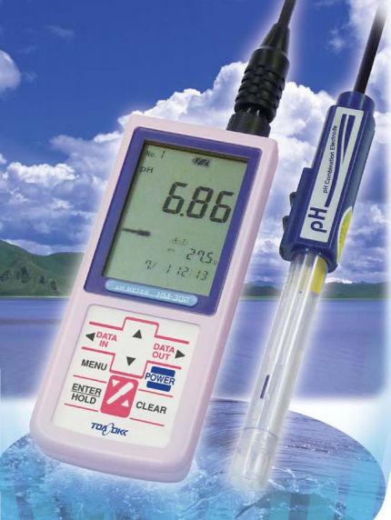 pH / ORP Meters