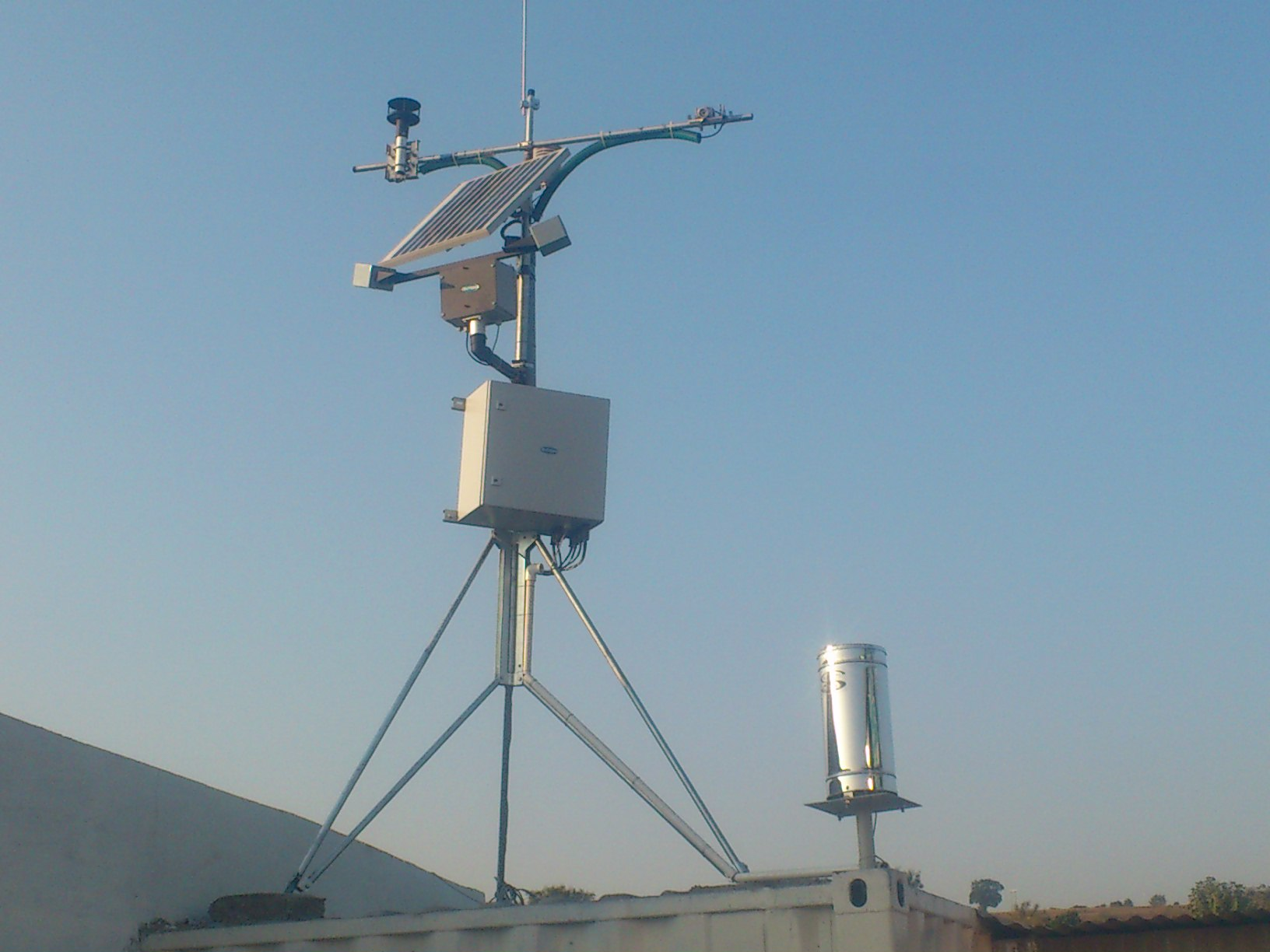 Weather Monitoring Systems